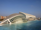 City of Arts and Sciences, Valencia, Spain Photographic Print by Manuel Cohen