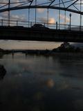 Puente del Estado (Estate bridge) Tortosa, Tarragona, Spain Photographic Print by Manuel Cohen