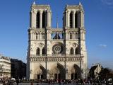 Notre Dame de Paris, France Photographic Print by Manuel Cohen