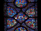 Chartres Cathedral, France Photographic Print by Manuel Cohen