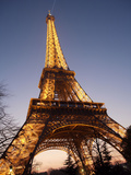 Tour Eiffel, Paris, France Photographie par Manuel Cohen