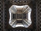 Eiffel Tower, Paris, France Photographic Print by Manuel Cohen