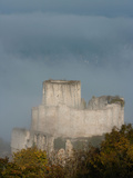 Chateau Gaillard, Normandy, France Photographic Print by Manuel Cohen