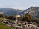 Delphi, Greece Photographic Print by Manuel Cohen