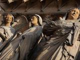 Notre Dame de Reims (Our Lady of Rheims), Champagne, France Photographic Print by Manuel Cohen
