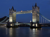 Tower Bridge, London, United Kingdom Photographic Print by Manuel Cohen