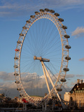London Eye, London, England Photographic Print by Manuel Cohen