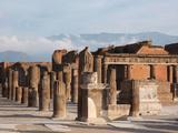 Comitium, Pompeii, Italy Photographic Print by Manuel Cohen