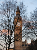 Big Ben, London, England Photographic Print by Manuel Cohen