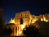 Citadel of Aleppo, Syria Photographic Print by Manuel Cohen