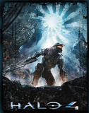 Halo 4 Tin Sign Tin Sign
