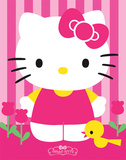 Hello Kitty Tin Sign Tin Sign