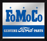 Ford Motor Company  Mirror Sign Wall Sign