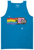 Tank Top: Nyan Cat T-Shirt