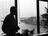 Vernon Jordan - 1980 Photographic Print by G. Marshall Wilson