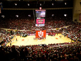 Michigan State vs Indiana: January 27, 2013 Photographic Print