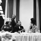 Isaac Sutton - Martin Luther King Jr. Fotografická reprodukce