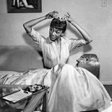 Josephine Premice - 1954 Photographic Print by Howard Morehead