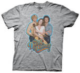 Dukes of Hazzard - Group Retro Shirt