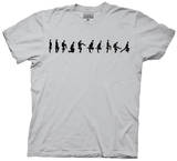 Monty Python - Silly Walking T-Shirt