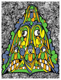 Eric Inkala Art Print Serigraph by Eric Inkala