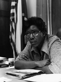 Barbara Jordan Photographic Print by Maurice Sorrell