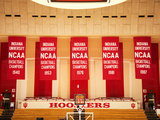 Indiana: Championship Banners Fotografisk tryk