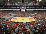 NC State Wolfpack: PNC Arena, Raleigh, NC. Fotografisk tryk