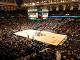 Duke Blue Devils vs Wake Forest Demon Deacons: Winston-Salem, NC, Jan. 30, 2013 Photographic Print
