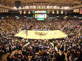 Wake Forest Demon Deacons - Lawrence Joel Coliseum: Winston-Salem, NC. Fotografisk tryk