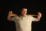 Josh Wilson - Shortstop for the Milwaukee Brewers Prints
