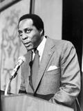 Vernon Jordan - 1974 Photographic Print by G. Marshall Wilson