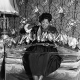 Mahalia Jackson Fotodruck von William Lanier
