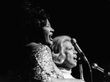 Mahalia Jackson - 1968 Fotografisk tryk af Norman Hunter