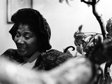Mahalia Jackson Photographic Print by Howard Simmons