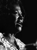 Mahalia Jackson Photographic Print by Isaac Sutton