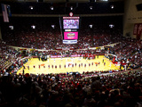 Assembly Hall: Home of the Indiana Hoosiers Basketball Teams Fotografisk tryk