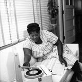 Mahalia Jackson Photographic Print by Isaac Sutton