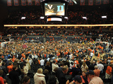 Virginia Cavaliers vs Duke Blue Devils: Virginia, February 28, 2013 Fotografisk tryk