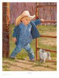 ベビー・ブルー ポスター : ジューン・ダッドリー