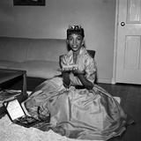 Josephine Premice - 1954 Photographic Print by Howard Morehead