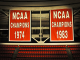 Championship Banners Photo