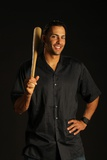 Michael Morse No. 38 - Outfielder and First baseman for the Seattle Mariners Photo