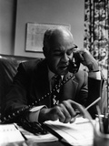 Roy Wilkins - 1974 Photographic Print by G. Marshall Wilson
