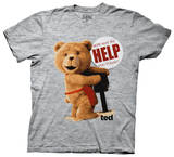 Ted - How May We Help You T-shirts