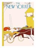 The New Yorker Cover - August 19, 1933 Regular Giclee Print by Gardner Rea