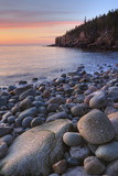 Seascape at Monument Cove, Acadia Photographic Print by Vincent James