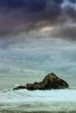 Seascape Mood Photographic Print by Vincent James