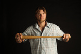 Corey Hart No. 1 - First Baseman for the Milwaukee Brewers Photo