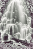 Fairytale Falls, Infrared Photographic Print by Vincent James